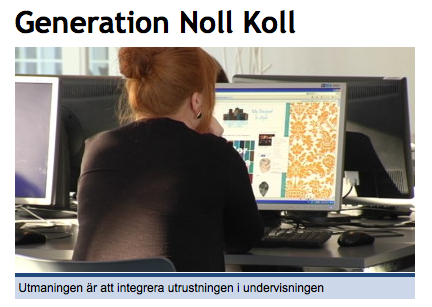 Generation Noll Koll 3