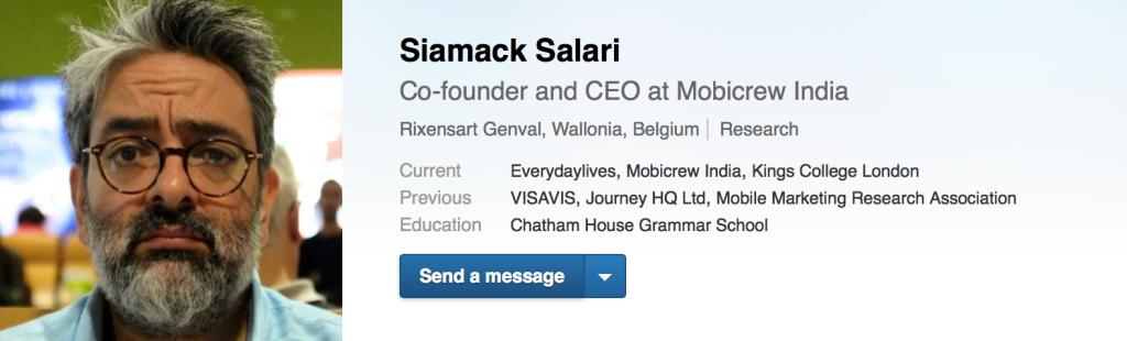 Siamack Salari