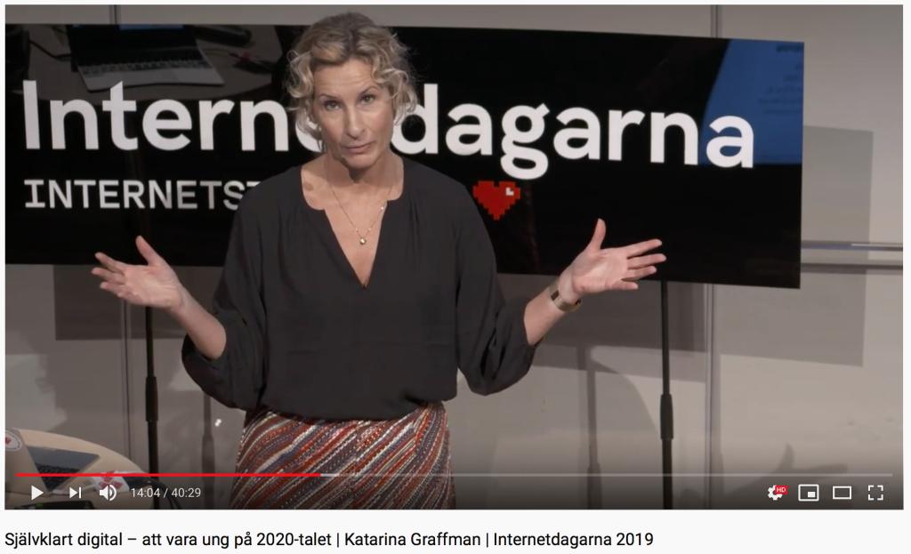 Graffman Internetdagarna 2019