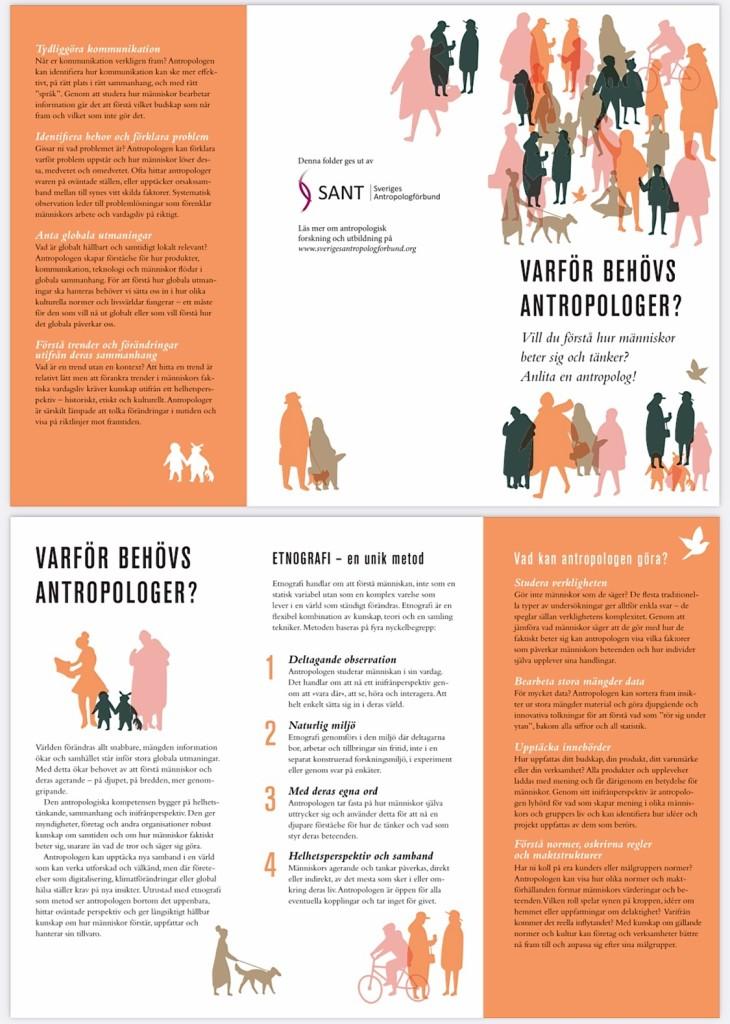 Varför behövs antropologer?
