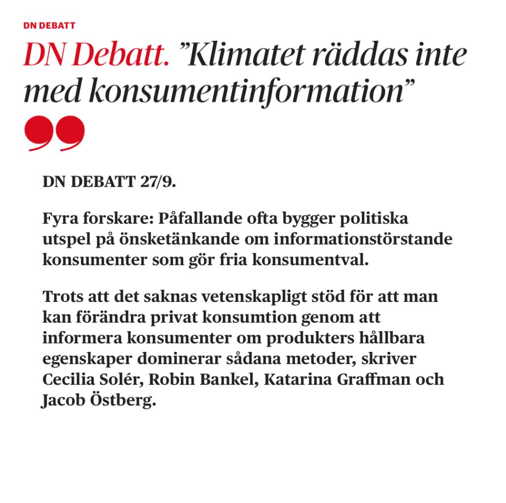 DN Debatt IC